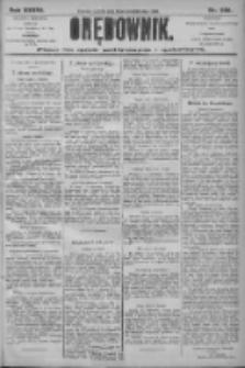 Orędownik: pismo dla spraw politycznych i społecznych 1906.10.16 R.36 Nr236