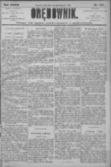Orędownik: pismo dla spraw politycznych i społecznych 1906.10.17 R.36 Nr237