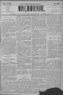 Orędownik: pismo dla spraw politycznych i społecznych 1906.10.19 R.36 Nr239