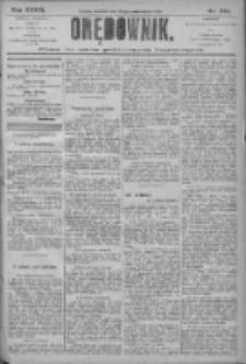 Orędownik: pismo dla spraw politycznych i społecznych 1906.10.28 R.36 Nr247
