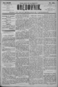 Orędownik: pismo dla spraw politycznych i społecznych 1906.11.01 R.36 Nr250
