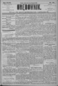 Orędownik: pismo dla spraw politycznych i społecznych 1906.11.03 R.36 Nr251
