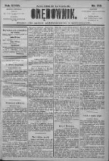 Orędownik: pismo dla spraw politycznych i społecznych 1906.11.04 R.36 Nr252