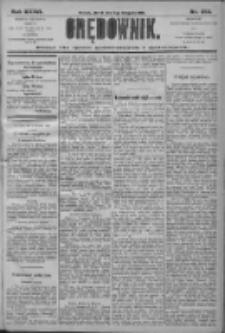 Orędownik: pismo dla spraw politycznych i społecznych 1906.11.06 R.36 Nr253