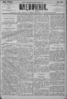 Orędownik: pismo dla spraw politycznych i społecznych 1906.11.15 R.36 Nr261