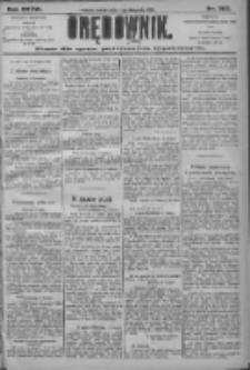 Orędownik: pismo dla spraw politycznych i społecznych 1906.11.17 R.36 Nr263