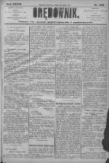 Orędownik: pismo dla spraw politycznych i społecznych 1906.11.21 R.36 Nr266
