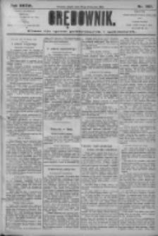 Orędownik: pismo dla spraw politycznych i społecznych 1906.11.23 R.36 Nr267