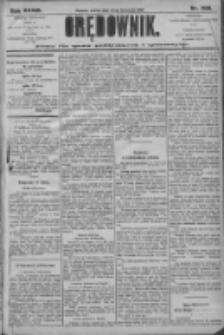 Orędownik: pismo dla spraw politycznych i społecznych 1906.11.24 R.36 Nr268
