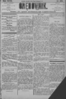 Orędownik: pismo dla spraw politycznych i społecznych 1906.11.29 R.36 Nr272