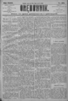 Orędownik: pismo dla spraw politycznych i społecznych 1906.12.13 R.36 Nr283