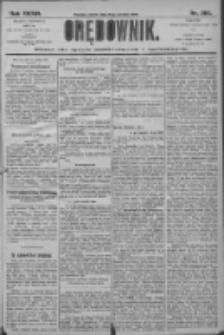 Orędownik: pismo dla spraw politycznych i społecznych 1906.12.15 R.36 Nr285