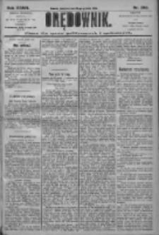 Orędownik: pismo dla spraw politycznych i społecznych 1906.12.16 R.36 Nr286