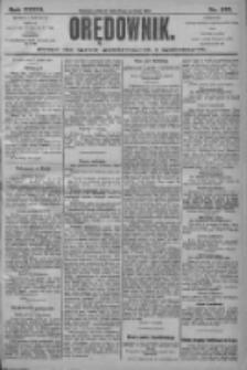 Orędownik: pismo dla spraw politycznych i społecznych 1906.12.18 R.36 Nr287