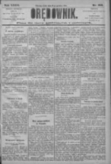 Orędownik: pismo dla spraw politycznych i społecznych 1906.12.19 R.36 Nr288