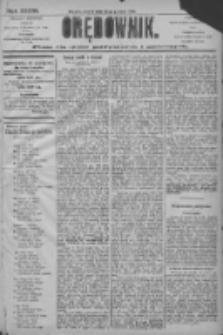 Orędownik: pismo dla spraw politycznych i społecznych 1906.12.25 R.36 Nr293