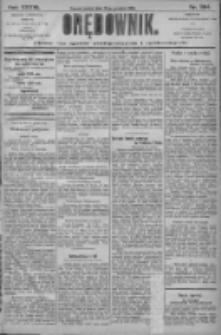 Orędownik: pismo dla spraw politycznych i społecznych 1906.12.28 R.36 Nr294