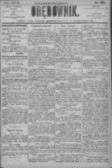 Orędownik: pismo dla spraw politycznych i społecznych 1906.12.29 R.36 Nr295