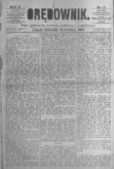 Orędownik: pismo poświęcone sprawom politycznym i spółecznym. 1880.01.22 R.10 nr10