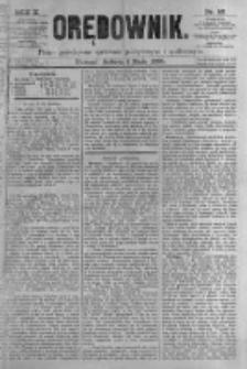 Orędownik: pismo poświęcone sprawom politycznym i spółecznym. 1880.05.01 R.10 nr53