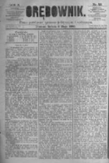 Orędownik: pismo poświęcone sprawom politycznym i spółecznym. 1880.05.08 R.10 nr56