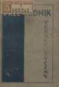 Przewodnik Terapeutyczny Rok 1933