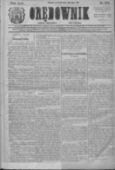 Orędownik: najstarsze ludowe pismo narodowe i katolickie w Wielkopolsce 1912.07.11 R.42 Nr155