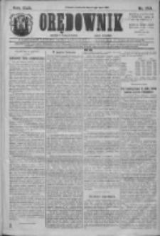 Orędownik: najstarsze ludowe pismo narodowe i katolickie w Wielkopolsce 1912.07.14 R.42 Nr158