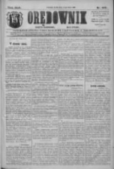 Orędownik: najstarsze ludowe pismo narodowe i katolickie w Wielkopolsce 1912.07.17 R.42 Nr160