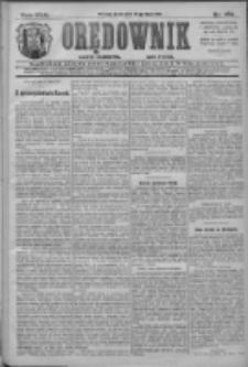 Orędownik: najstarsze ludowe pismo narodowe i katolickie w Wielkopolsce 1912.07.24 R.42 Nr166