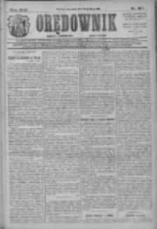 Orędownik: najstarsze ludowe pismo narodowe i katolickie w Wielkopolsce 1912.07.25 R.42 Nr167