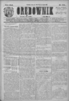 Orędownik: najstarsze ludowe pismo narodowe i katolickie w Wielkopolsce 1912.08.22 R.42 Nr190