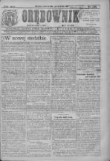Orędownik: najstarsze ludowe pismo narodowe i katolickie w Wielkopolsce 1912.09.01 R.42 Nr199