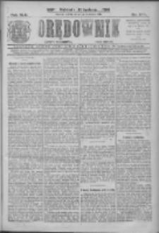 Orędownik: najstarsze ludowe pismo narodowe i katolickie w Wielkopolsce 1912.09.07 R.42 Nr204