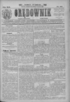 Orędownik: najstarsze ludowe pismo narodowe i katolickie w Wielkopolsce 1912.09.22 R.42 Nr217