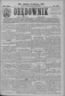 Orędownik: najstarsze ludowe pismo narodowe i katolickie w Wielkopolsce 1912.09.24 R.42 Nr218