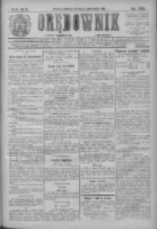 Orędownik: najstarsze ludowe pismo narodowe i katolickie w Wielkopolsce 1912.10.06 R.42 Nr229