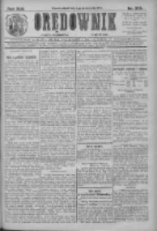 Orędownik: najstarsze ludowe pismo narodowe i katolickie w Wielkopolsce 1912.10.08 R.42 Nr230