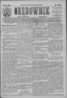 Orędownik: najstarsze ludowe pismo narodowe i katolickie w Wielkopolsce 1912.11.24 R.42 Nr269
