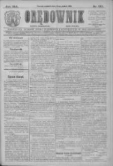 Orędownik: najstarsze ludowe pismo narodowe i katolickie w Wielkopolsce 1912.12.15 R.42 Nr287