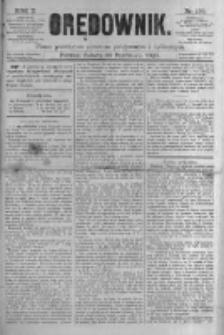 Orędownik: pismo poświęcone sprawom politycznym i spółecznym. 1880.10.30 R.10 nr130