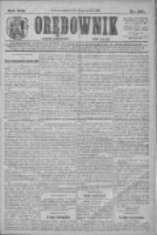 Orędownik: najstarsze ludowe pismo narodowe i katolickie w Wielkopolsce 1912.12.29 R.42 Nr297