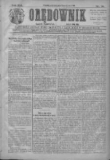 Orędownik: najstarsze ludowe pismo narodowe i katolickie w Wielkopolsce 1911.01.22 R.41 Nr18