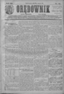 Orędownik: najstarsze ludowe pismo narodowe i katolickie w Wielkopolsce 1911.01.28 R.41 Nr23