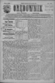 Orędownik: najstarsze ludowe pismo narodowe i katolickie w Wielkopolsce 1911.02.02 R.41 Nr27