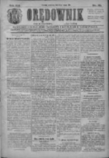 Orędownik: najstarsze ludowe pismo narodowe i katolickie w Wielkopolsce 1911.02.05 R.41 Nr29