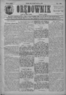 Orędownik: najstarsze ludowe pismo narodowe i katolickie w Wielkopolsce 1911.02.07 R.41 Nr30