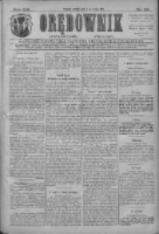 Orędownik: najstarsze ludowe pismo narodowe i katolickie w Wielkopolsce 1911.02.11 R.41 Nr34