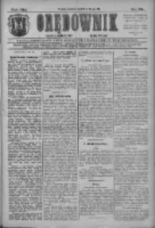 Orędownik: najstarsze ludowe pismo narodowe i katolickie w Wielkopolsce 1911.02.12 R.41 Nr35