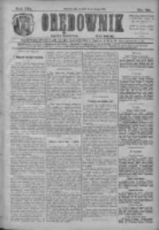 Orędownik: najstarsze ludowe pismo narodowe i katolickie w Wielkopolsce 1911.02.21 R.41 Nr42